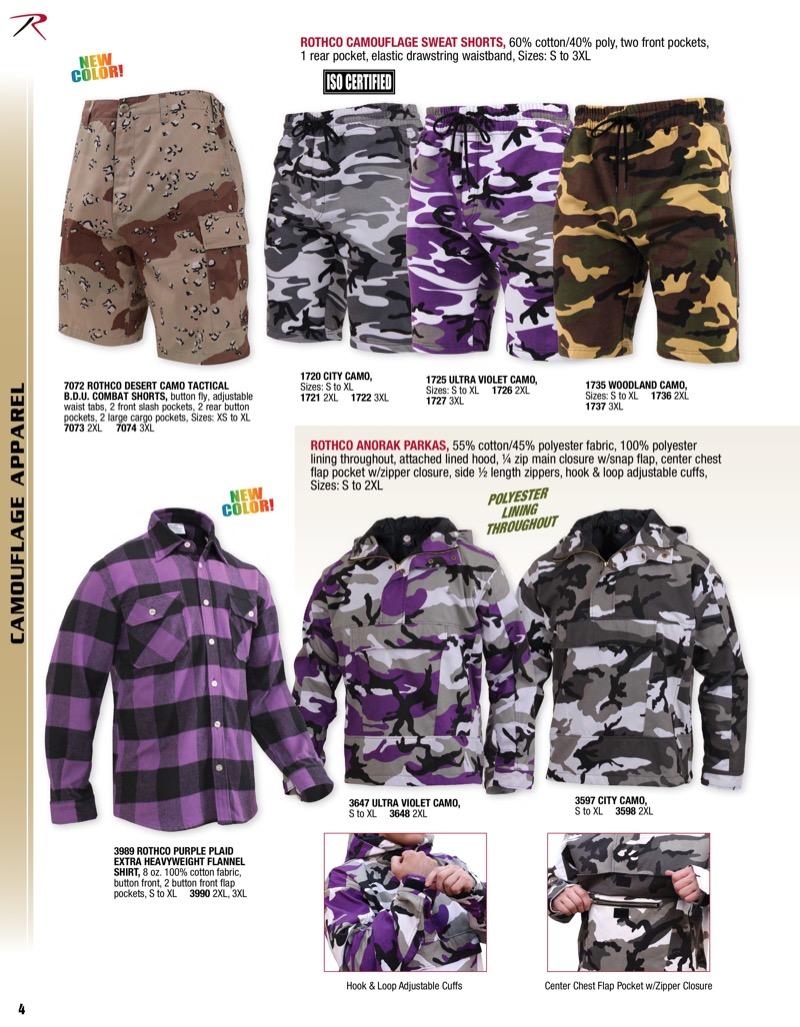 Rothco Catalog
